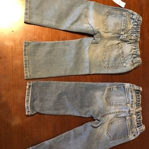 Toddler old navy jeans